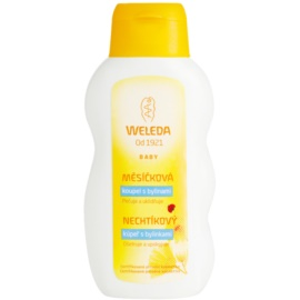 Weleda Baby and Child harmančekový kúpeľ s bylinami  200 ml