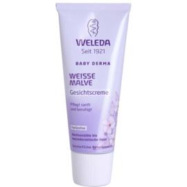 Weleda Baby Derma crema facial calmante para niños   50 ml
