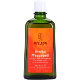 Weleda Arnika masážny olej  200 ml