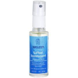 Weleda Pine deodorant pe baza de salvie mini  30 ml