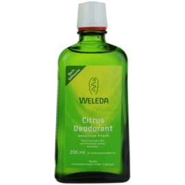 Weleda Citrus Deodorant Refill  200 ml