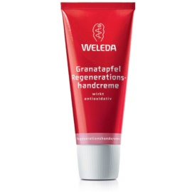 Weleda Pomegranate Restoring Cream For Hands  50 ml