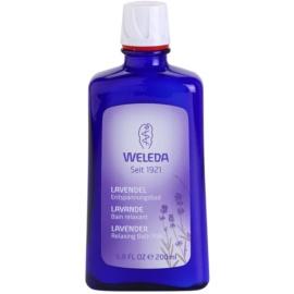 Weleda Lavender Soothing Bath  200 ml