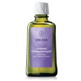 Weleda Lavender заспокоююча олійка  100 мл