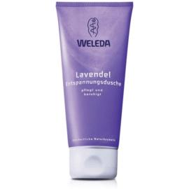 Weleda Lavender relaxační sprchový krém  200 ml