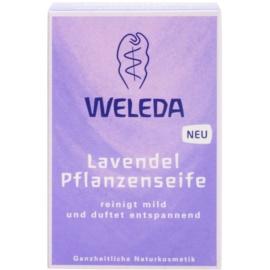 Weleda Lavender mydło roślinne  100 g