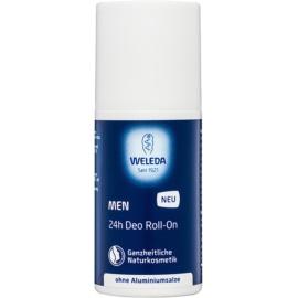 Weleda Men Aluminium Salts Free Deodorant Roll-On 24 h Citrus  50 ml
