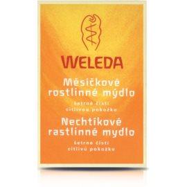 Weleda Calendula растителен сапун  100 гр.