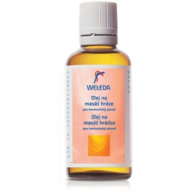 Weleda Pregnancy and Lactation gátmasszázs olaj  50 ml