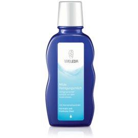 Weleda Cleaning Care mleczko oczyszczajace do skóry normalnej i suchej  100 ml
