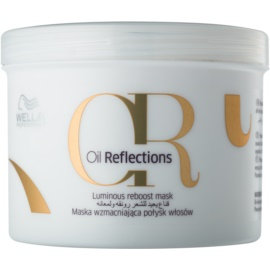Wella Professionals Oil Reflections mascarilla nutritiva para un cabello liso y brillante  500 ml