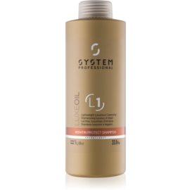 Wella Professionals System Professional  Luxeoil šampón pre jednoduché rozčesávanie vlasov  1000 ml