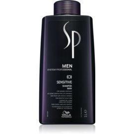 Wella Professionals SP Men Shampoo  voor Gevoelige Hoofdhuid   1000 ml