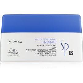 Wella Professionals SP Hydrate maseczka  do włosów suchych  200 ml