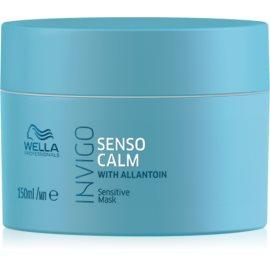 Wella Professionals Invigo Senso Calm Masca de par pentru piele sensibila  150 ml