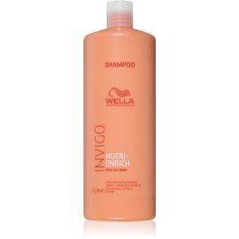 Wella Professionals Invigo Nutri - Enrich intenzivno hranilni šampon  1000 ml