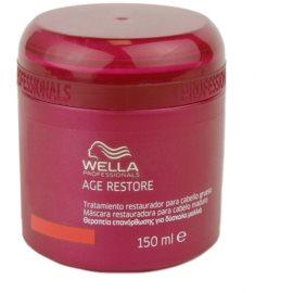 Wella Professionals Age Restore Masker  voor Sterk, Ruw en Droog Haar   150 ml