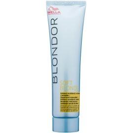 Wella Professionals Blondor изсветляваща крем (Soft Blonde) 200 гр.