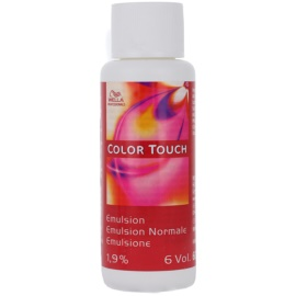 Wella Professionals Color Touch emulsión activadora 1,9 % 6 vol.  60 ml