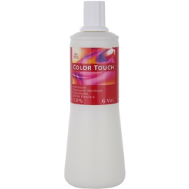 Wella Professionals Color Touch emulsión activadora 1,9 % 6 vol.  1000 ml