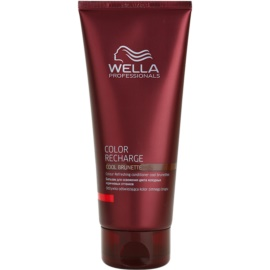 Wella Professionals Color Recharge Conditioner voor Opwekking van de Haarkleur  Tint  Cool Brunette 200 ml