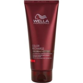 Wella Professionals Color Recharge kondicionér pro oživení barvy odstín Cool Brunette 200 ml