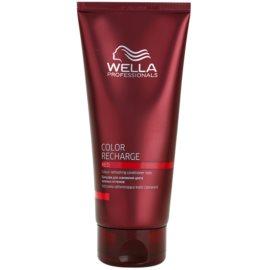 Wella Professionals Color Recharge kondicionér pro oživení barvy odstín Red 200 ml