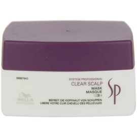 Wella Professionals SP Clear Scalp маска  проти лупи  200 мл