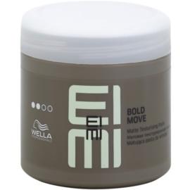 Wella Professionals Eimi Bold Move моделююча паста з матуючим ефектом для створення зачіски з ефектом  творчого безладу  150 мл