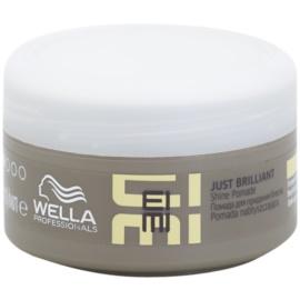 Wella Professionals Eimi Just Brilliant pomada para dar brillo y suavidad al cabello  75 ml