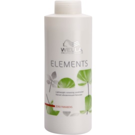 Wella Professionals Elements acondicionador renovador sin parabenos  1000 ml