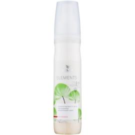 Wella Professionals Elements spray de cuidado para o cabelo em spray sem parabenos  150 ml
