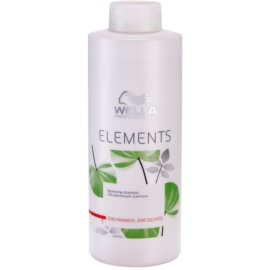 Wella Professionals Elements Restoring Shampoo Sulfate and Paraben Free  1000 ml