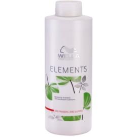 Wella Professionals Elements obnovující šampon bez sulfátů a parabenů  1000 ml