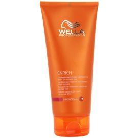 Wella Professionals Enrich kondicionér pro normální vlasy  200 ml