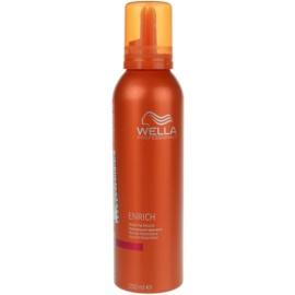 Wella Professionals Enrich pěna pro poškozené vlasy  150 ml