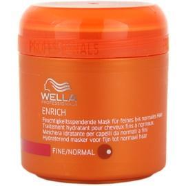 Wella Professionals Enrich maska pro jemné a zplihlé vlasy  150 ml