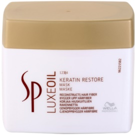 Wella Professionals SP Luxeoil Keratin Restore Mask   400 ml