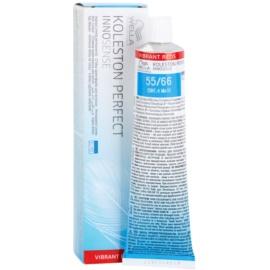 Wella Professionals Koleston Perfect Innosense Vibrant Reds hajfesték árnyalat 55/66  60 ml