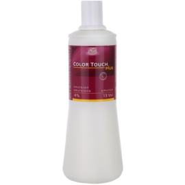 Wella Professionals Color Touch Plus oksidacijska emulzija (4% 13 Vol) 1000 ml