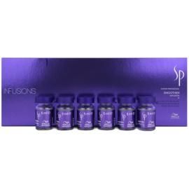 Wella Professionals SP Smoothen tratamento capilar para cabelos crespos e inflexíveis  6x5 ml