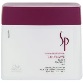 Wella Professionals SP Color Save máscara para cabelo pintado  400 ml