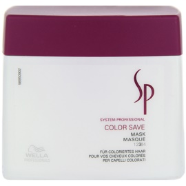 Wella Professionals SP Color Save maska pro barvené vlasy  400 ml