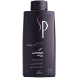 Wella Professionals SP Men Versterkende Shampoo  voor Mannen   1000 ml