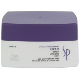 Wella Professionals SP Repair masca pentru par degradat sau tratat chimic  200 ml