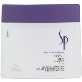 Wella Professionals SP Repair masca pentru par degradat sau tratat chimic  400 ml