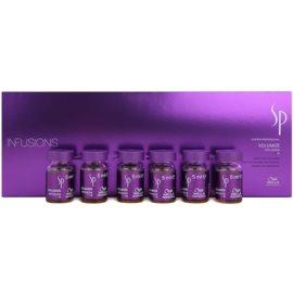 Wella Professionals SP Volumize vlasová kúra pro jemné a zplihlé vlasy  6 x 5 ml