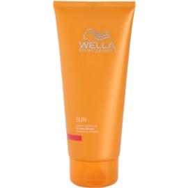 Wella Professionals SUN expresní regenerační kondicionér po opalování  200 ml