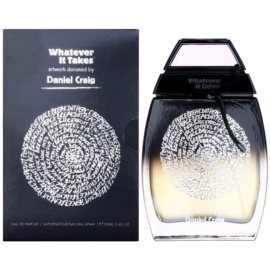 Whatever It Takes Daniel Craig Eau de Parfum for Men 100 ml