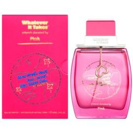 Whatever It Takes Pink eau de parfum para mujer 100 ml